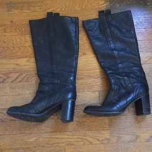 Kenneth Cole Reaction Leather boots